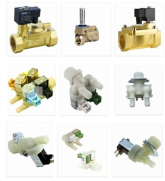 All Solenoid valves